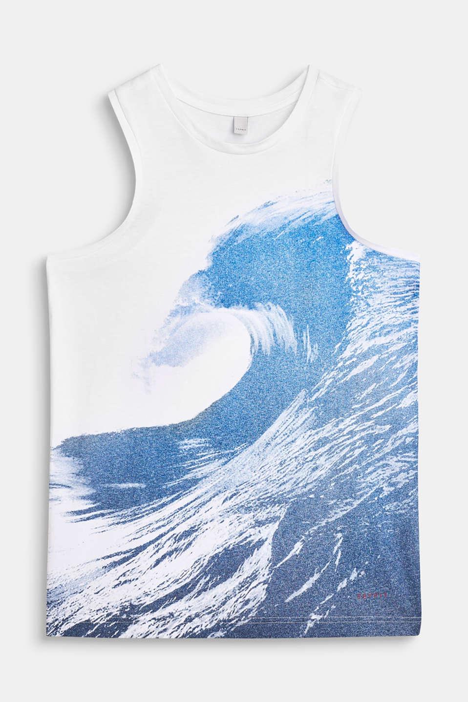 T-Shirts, LCWHITE, detail image number 0