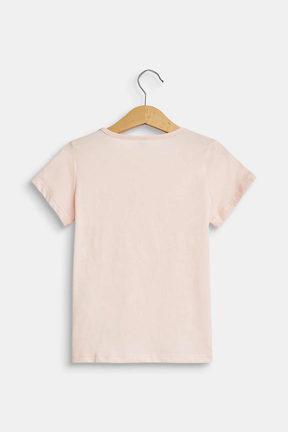 T-shirt with vibrant front prints, 100% cotton, LCPEARL ROSE, detail image number 1