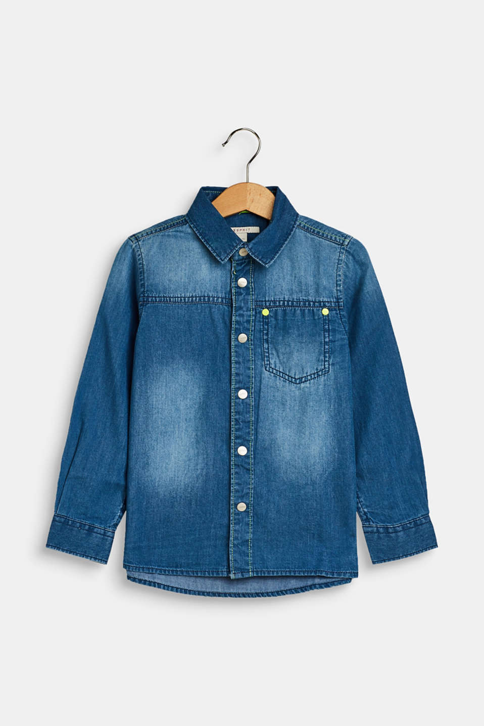 Esprit - 02 - denim shirt