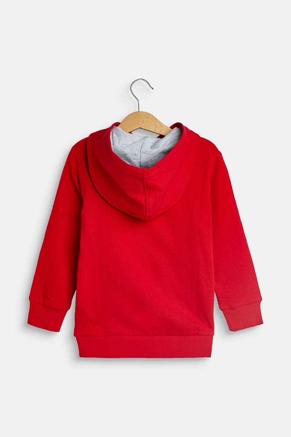 Sweatshirts, LCRED, detail image number 1