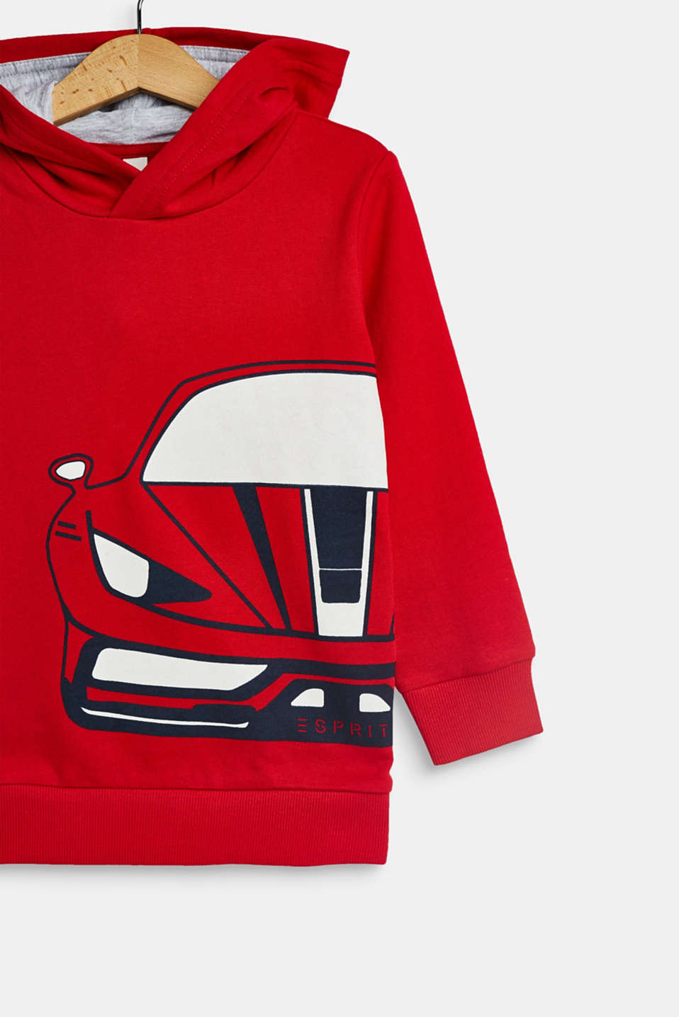 Sweatshirts, LCRED, detail image number 2
