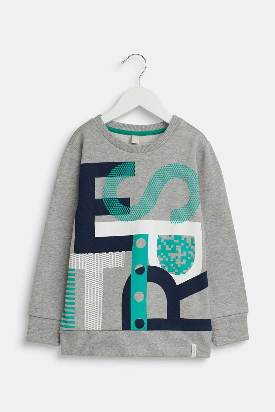 Esprit - Sweatshirt with a logo print