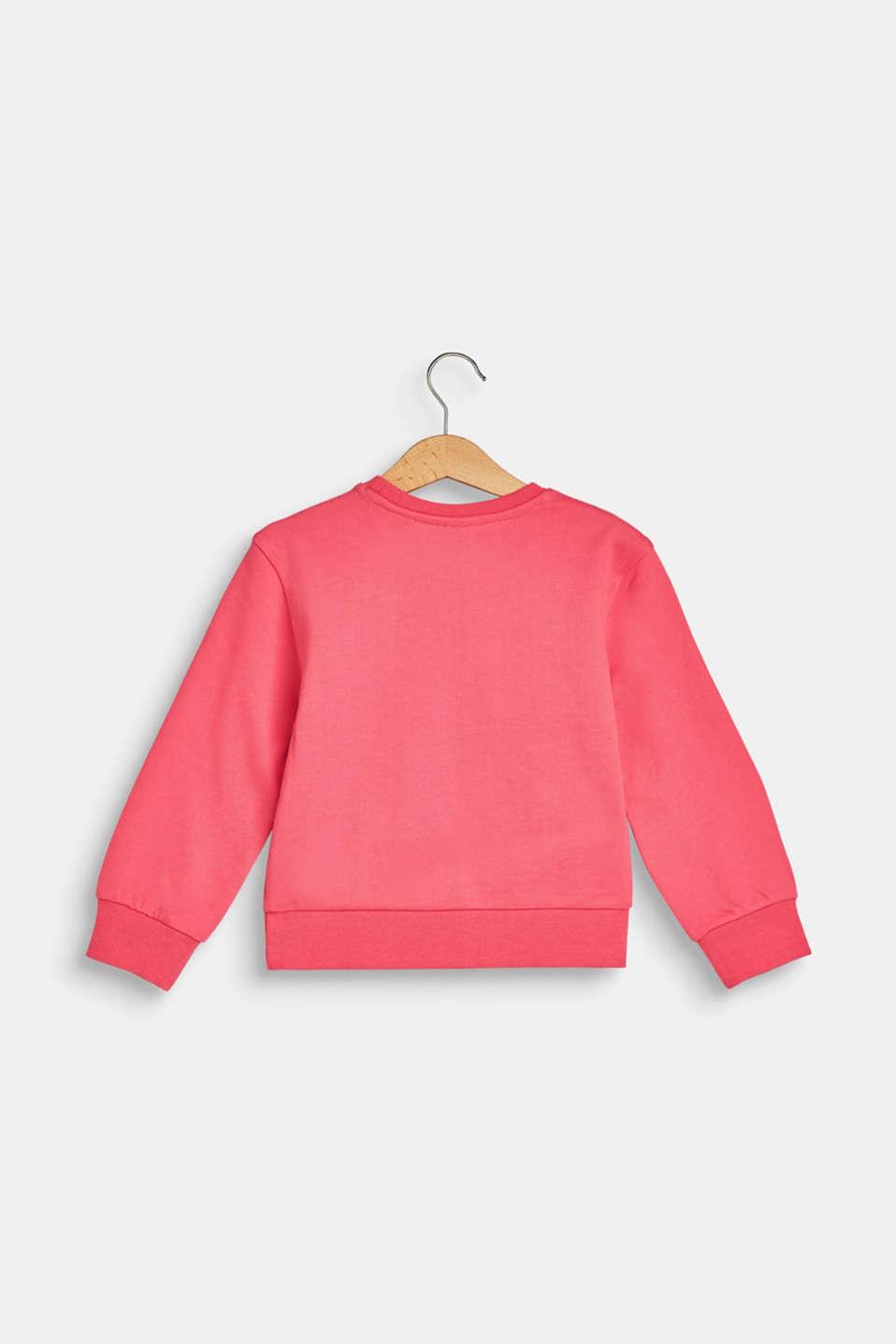Sweatshirts, LCDARK PINK, detail image number 1