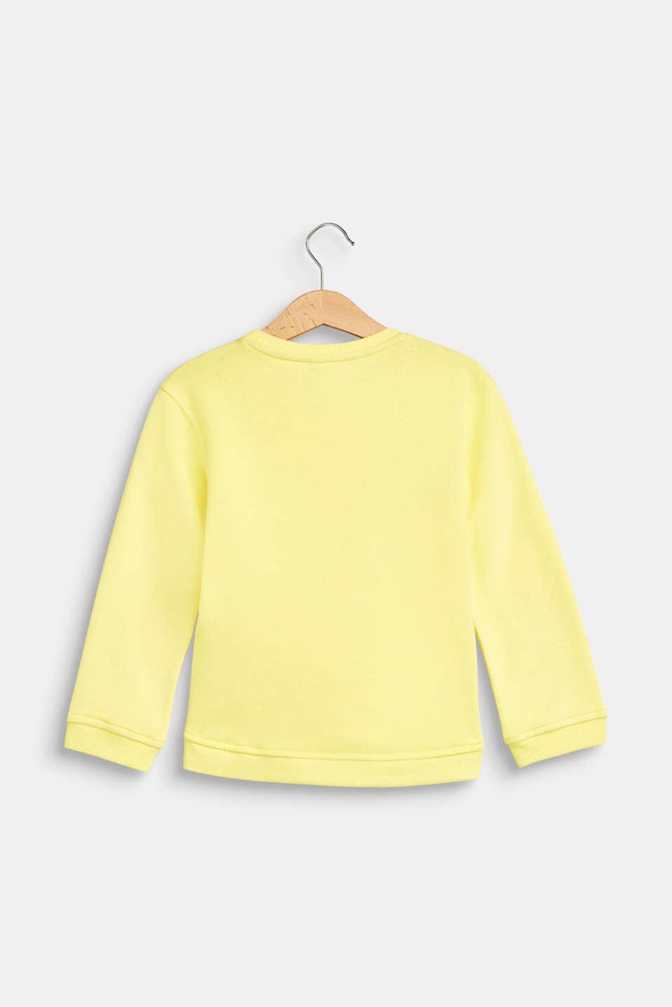 Sweatshirts, LCLEMON DROP, detail image number 1