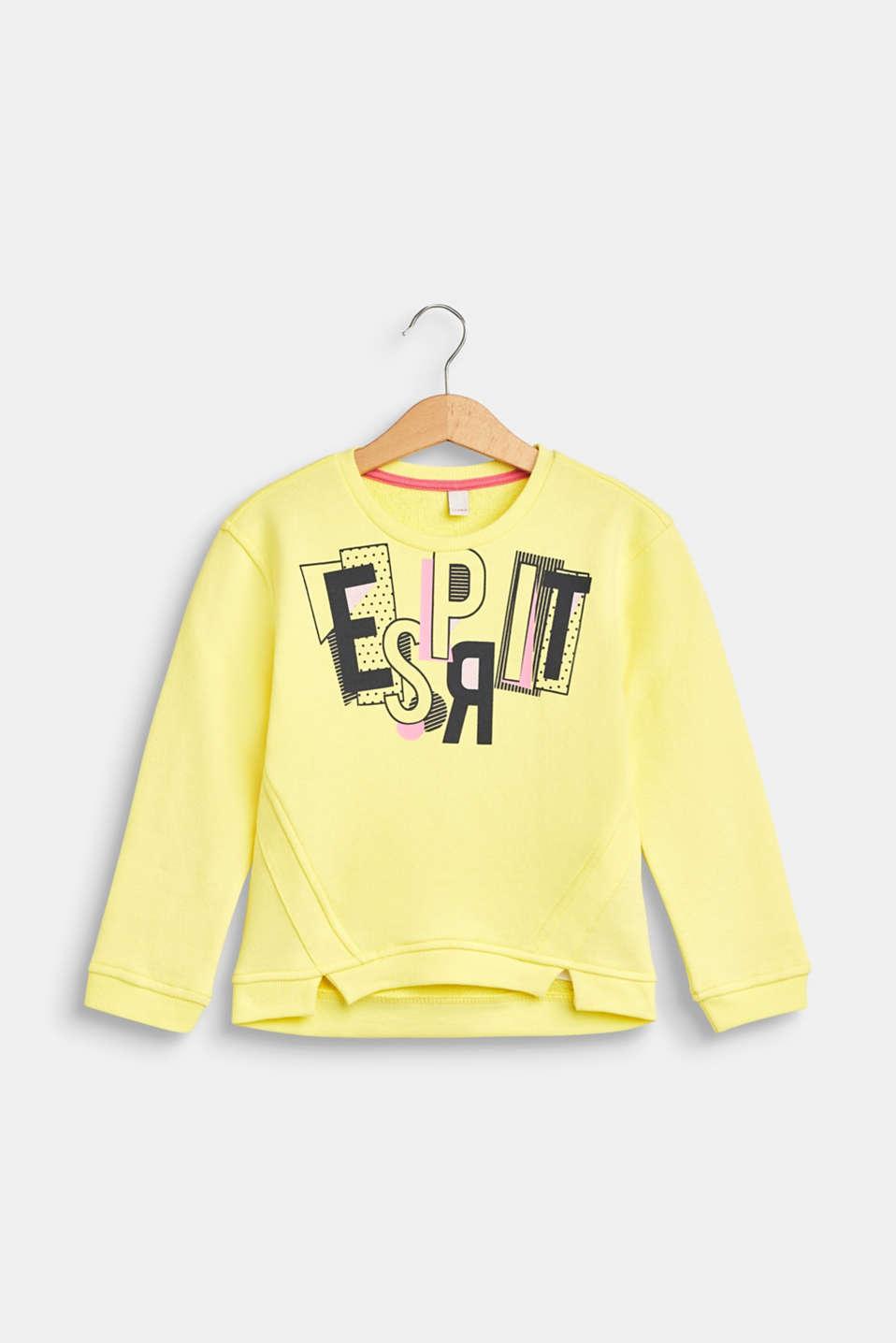 Sweatshirts, LCLEMON DROP, detail image number 0