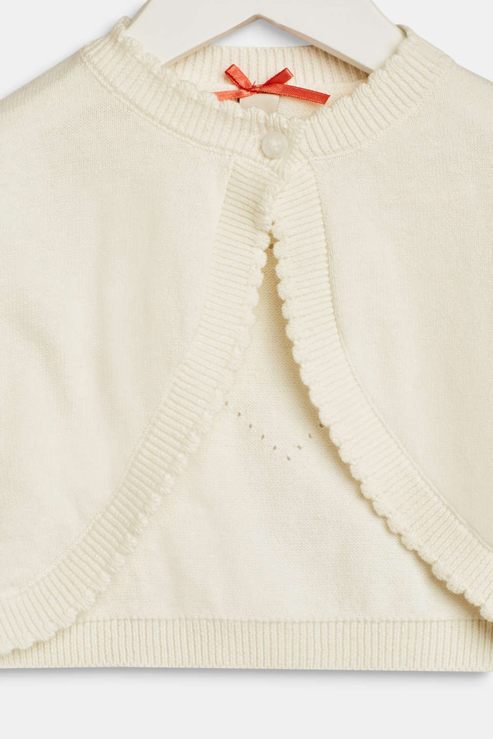 Sweaters cardigan, LCOFF WHITE, detail image number 2