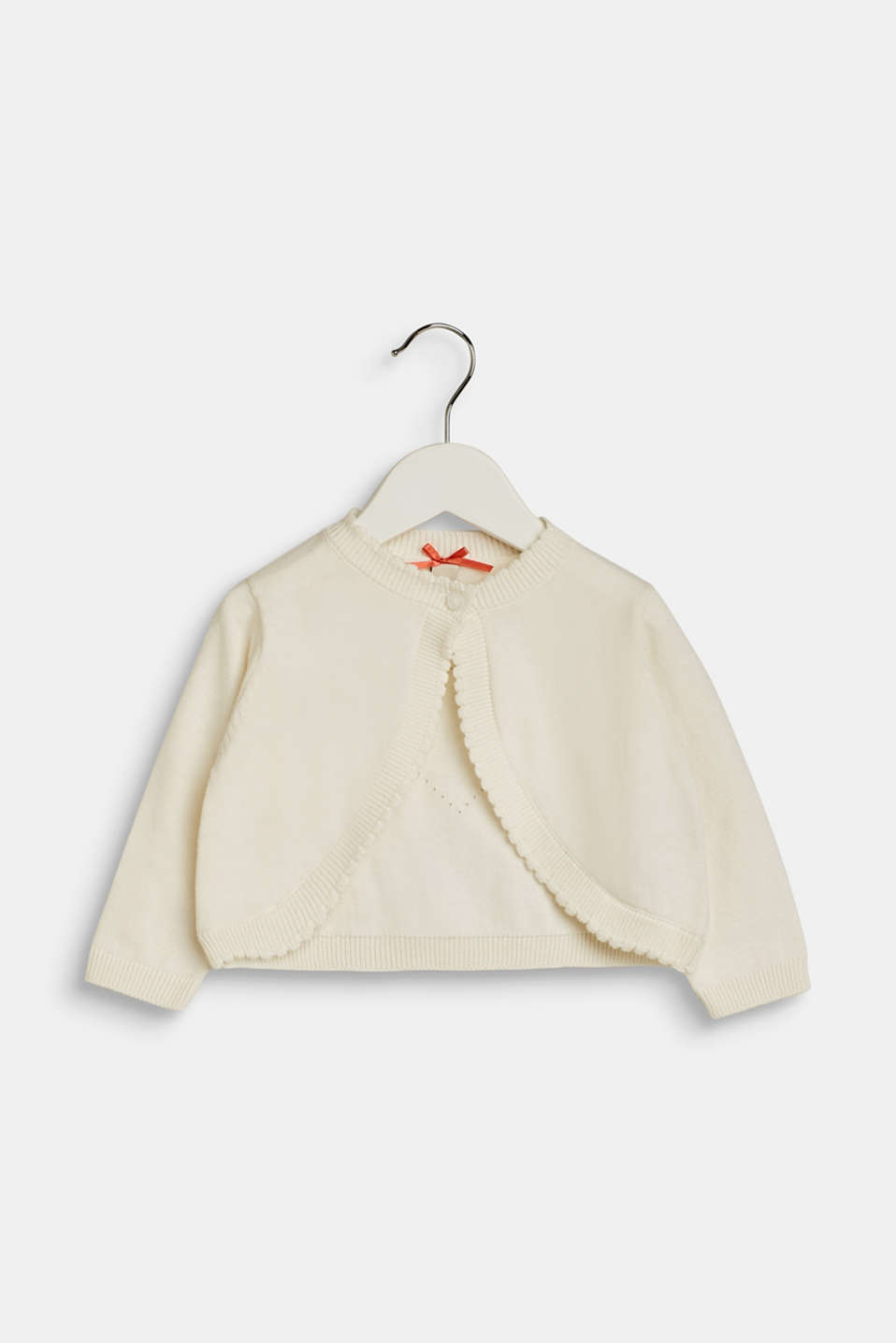Sweaters cardigan, LCOFF WHITE, detail image number 0