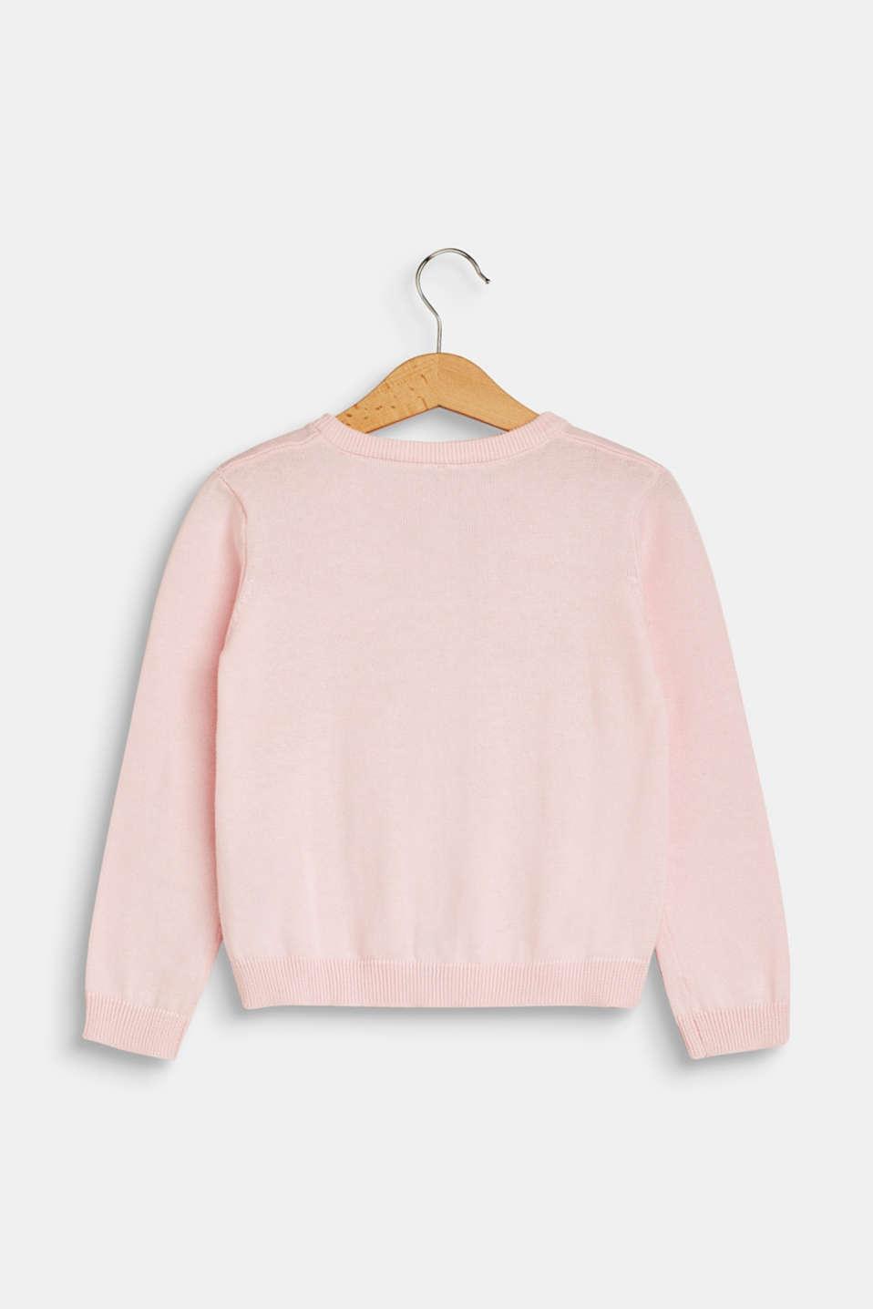 Sweaters cardigan, LCBLUSH, detail image number 1