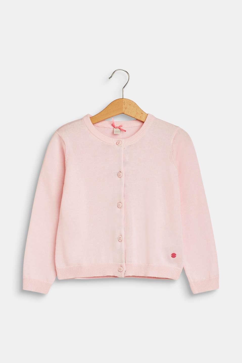 Sweaters cardigan, LCBLUSH, detail image number 0