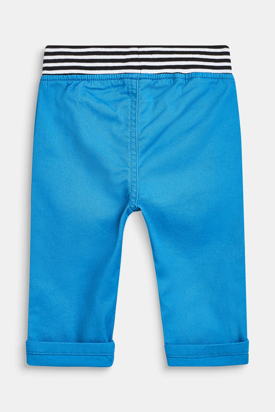 Pants woven, LCAZUR BLUE, detail image number 2