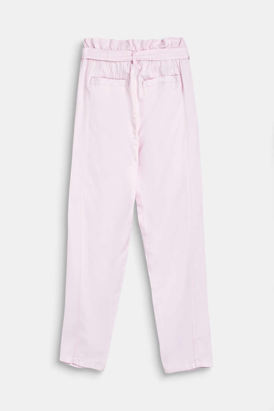 Pants woven, LCBLUSH, detail image number 1