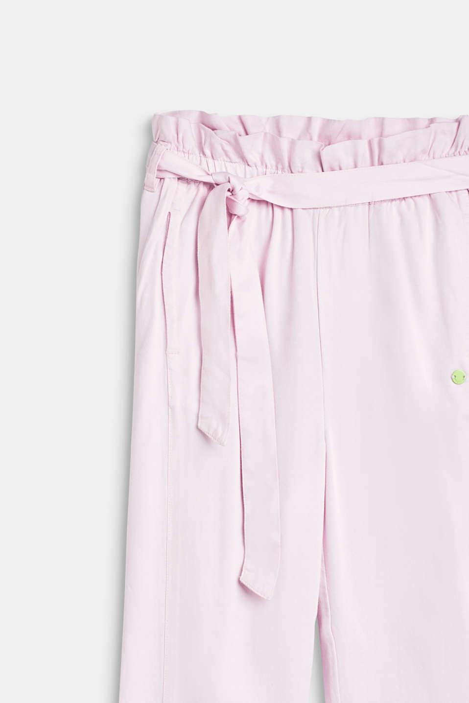 Pants woven, LCBLUSH, detail image number 2