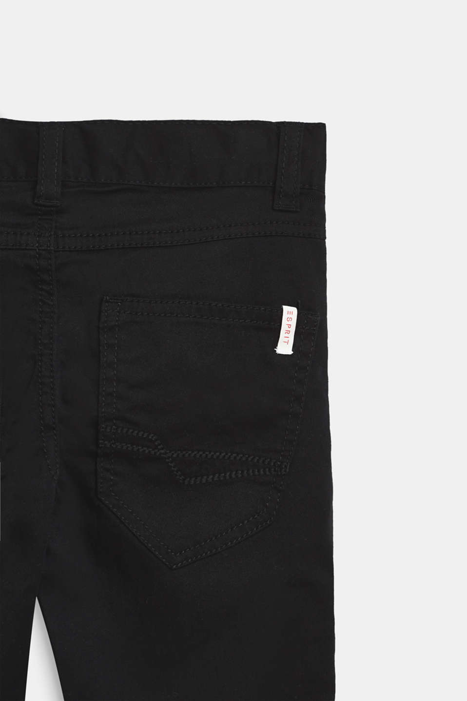 Pants woven, LCANTHRACITE, detail image number 3