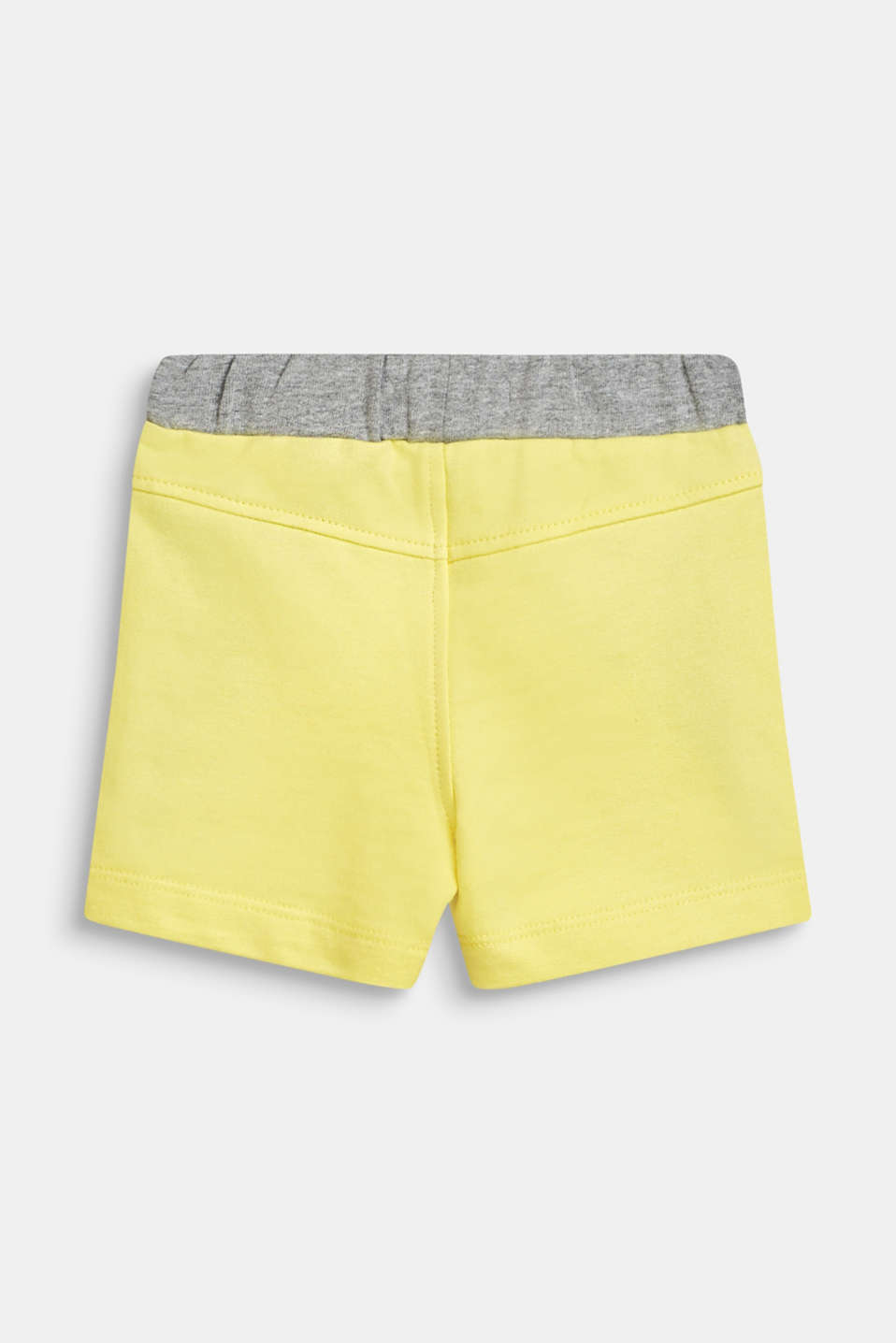 Shorts knitted, LCLEMON DROP, detail image number 1