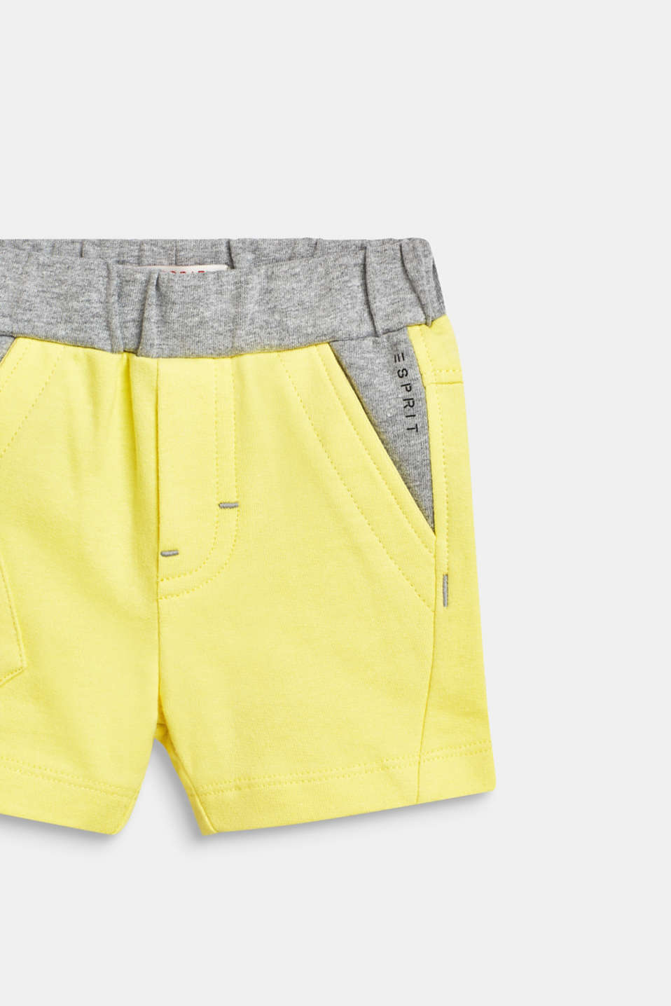 Shorts knitted, LCLEMON DROP, detail image number 2