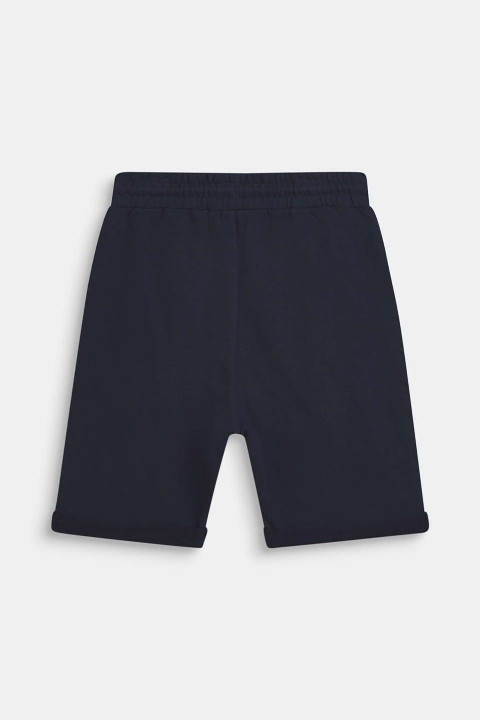 Shorts knitted, LCNAVY BLUE, detail image number 1