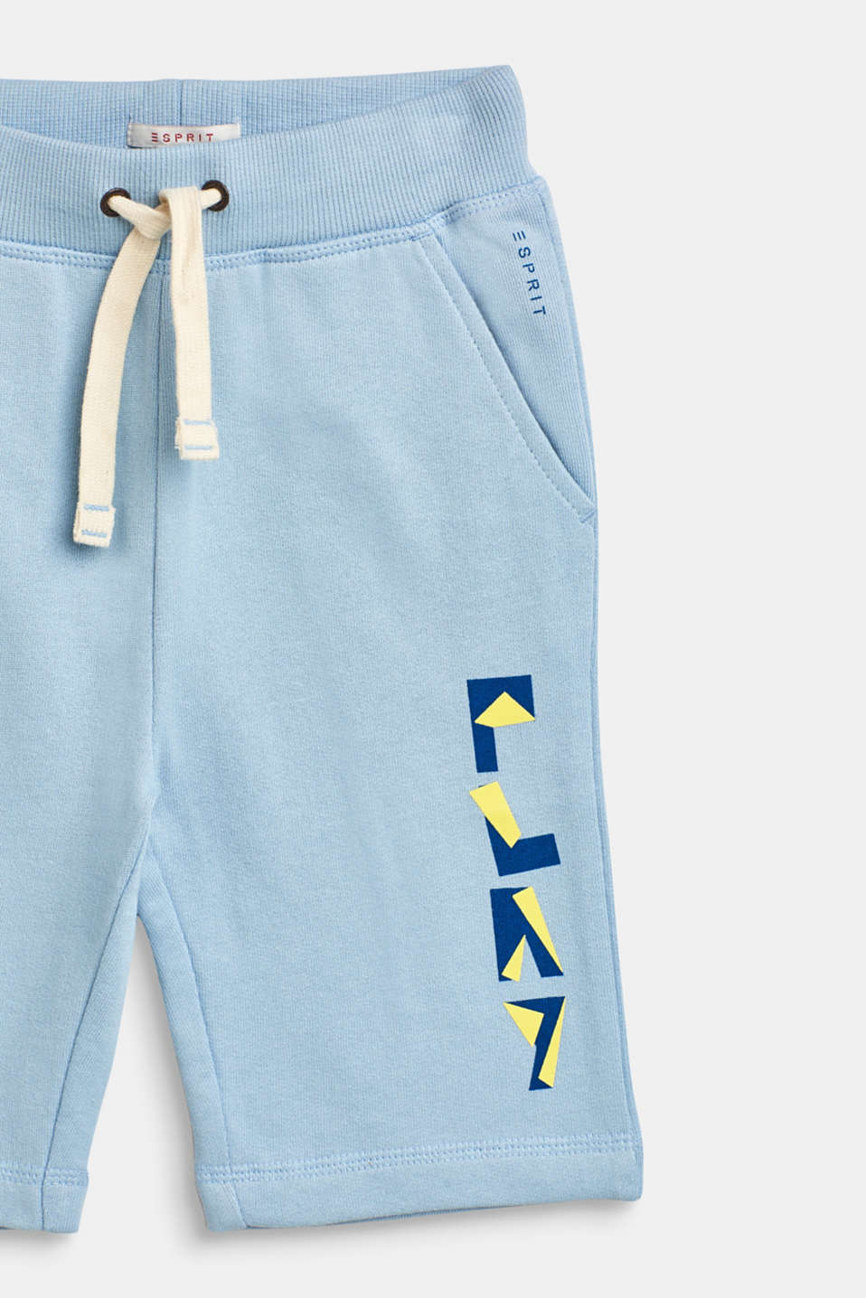 Shorts knitted, LCSKY BLUE, detail image number 2