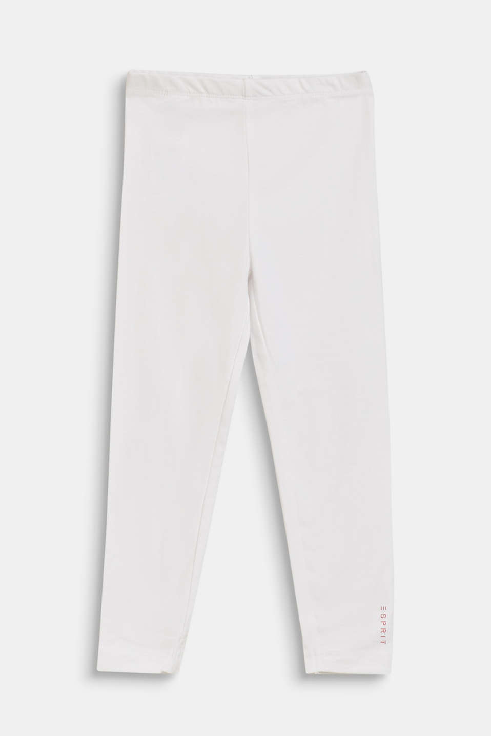 Esprit - Leggings aus Baumwoll-Stretch
