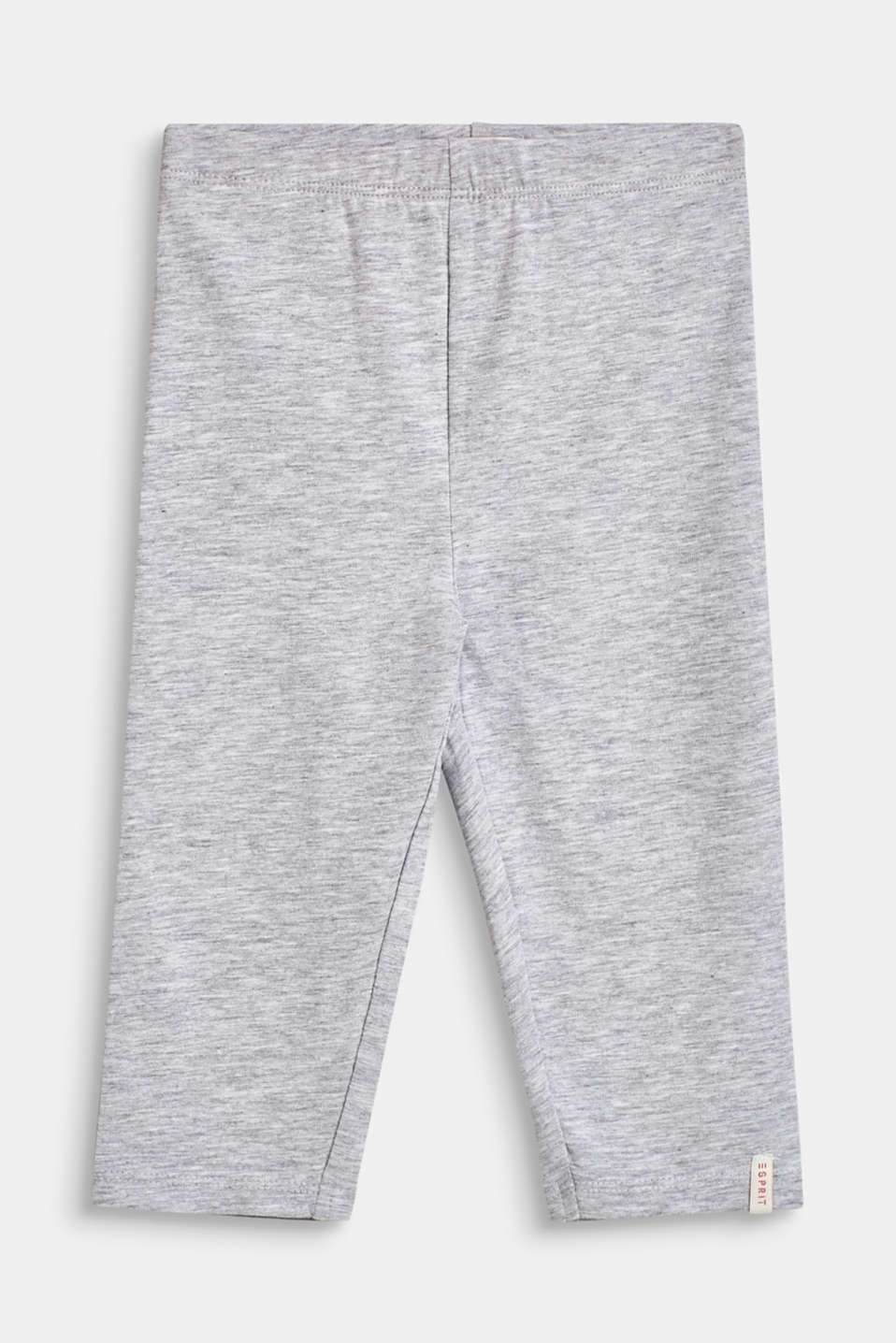 Esprit - Melange, capri-length leggings