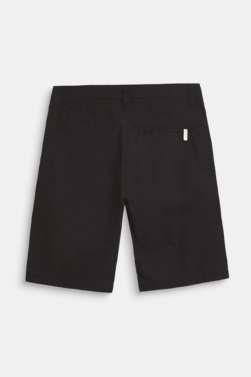 Bermudas in 100% cotton, LCANTHRACITE, detail image number 2