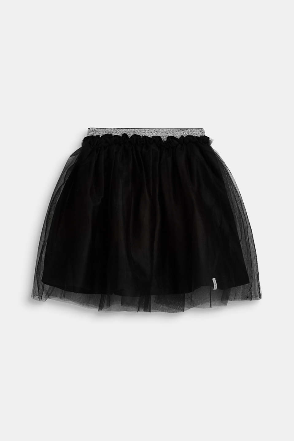 Skirts knitted, LCANTHRACITE, detail image number 0