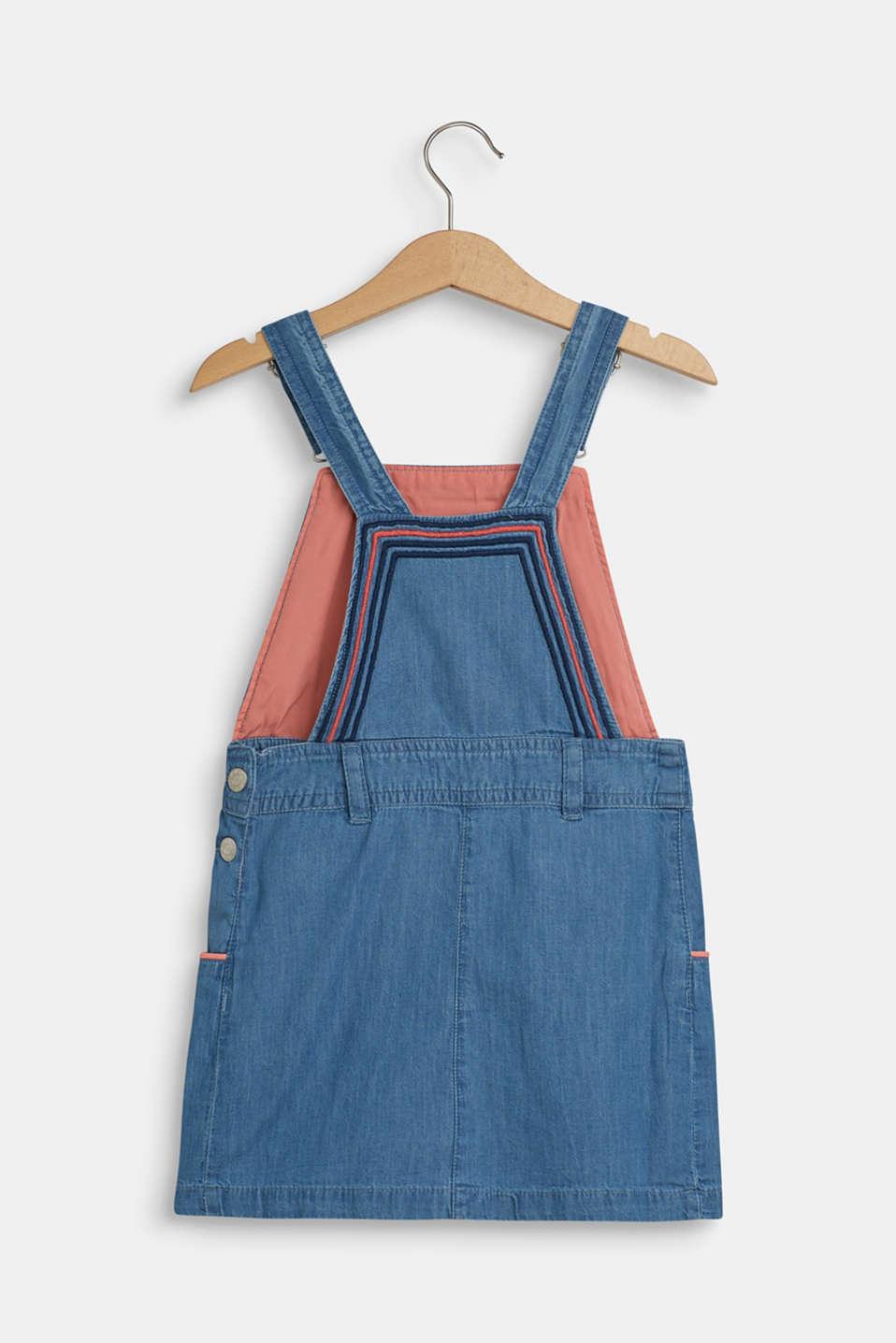 Skirts denim, LCMEDIUM WASH DE, detail image number 1