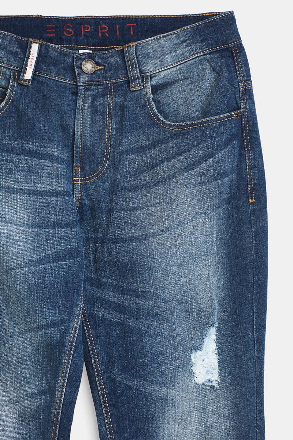 Pants denim, LCMEDIUM WASH DE, detail image number 2