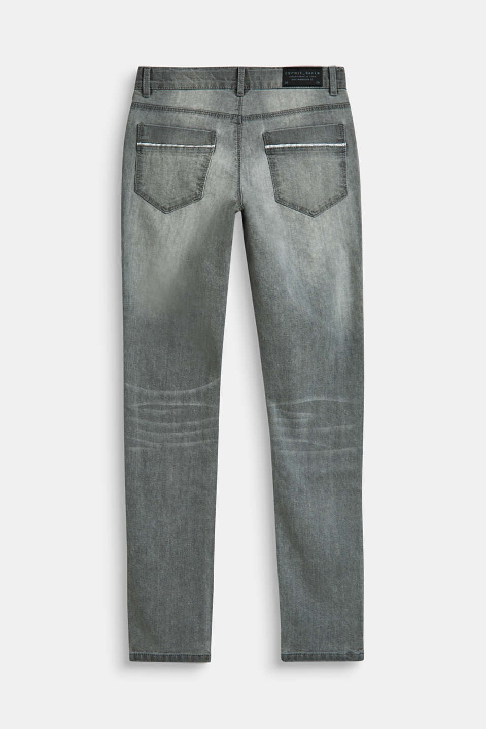 Pants denim, LCGREY DENIM, detail image number 1