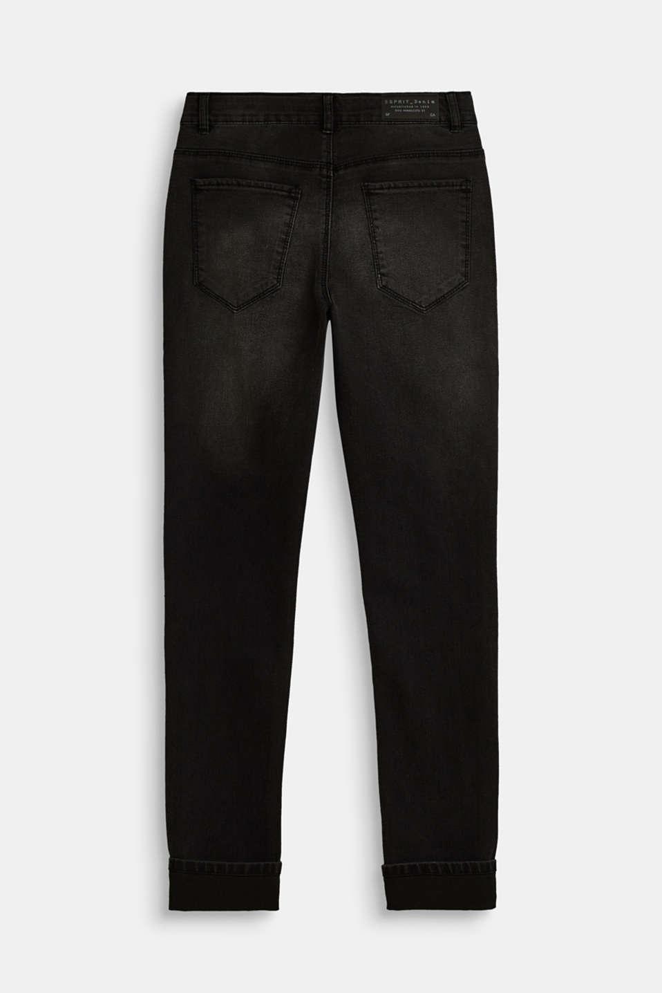 Pants denim, LCBLACK DENIM, detail image number 1