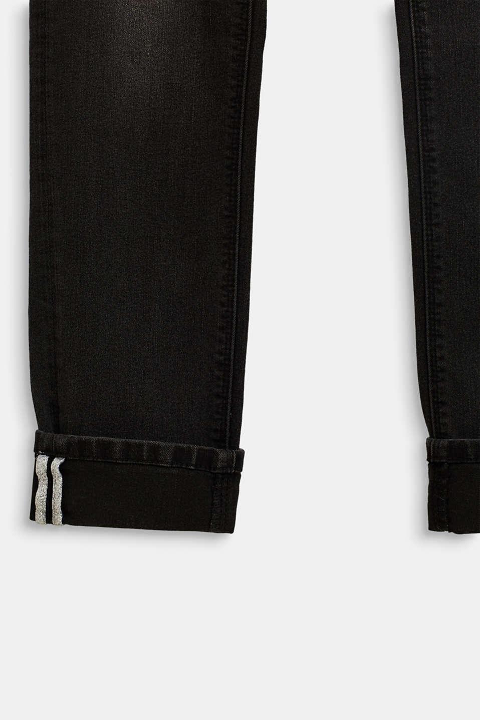 Pants denim, LCBLACK DENIM, detail image number 2