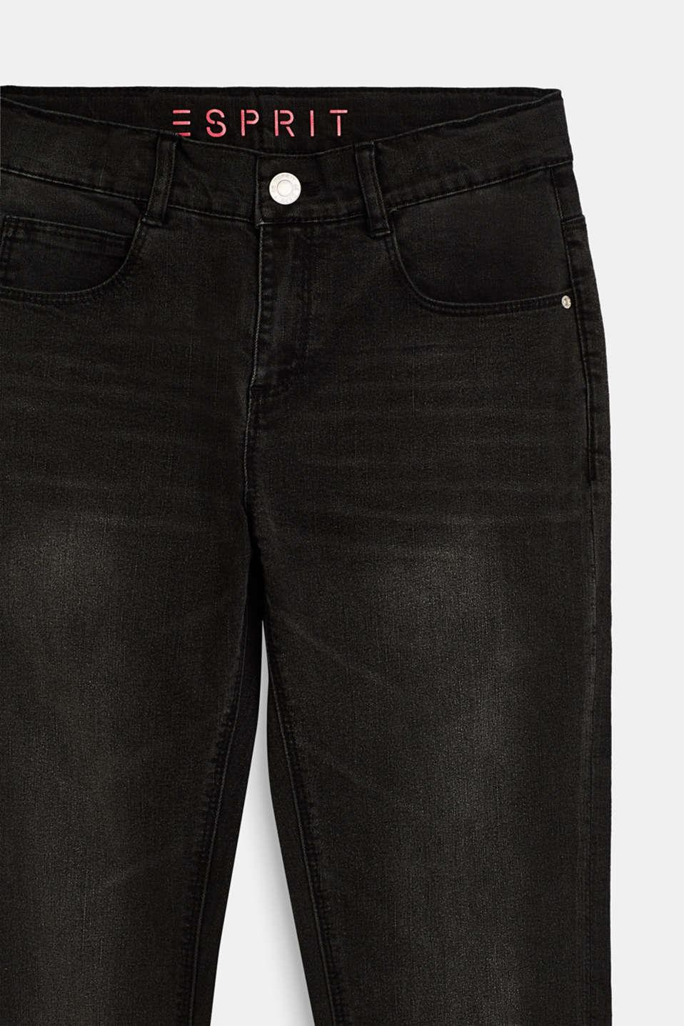 Pants denim, LCBLACK DENIM, detail image number 3