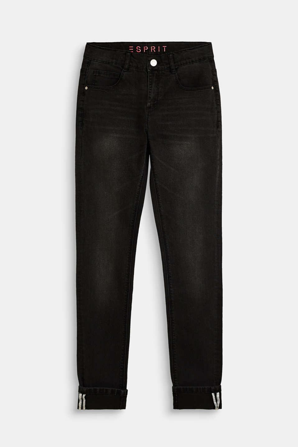 Pants denim, LCBLACK DENIM, detail image number 0