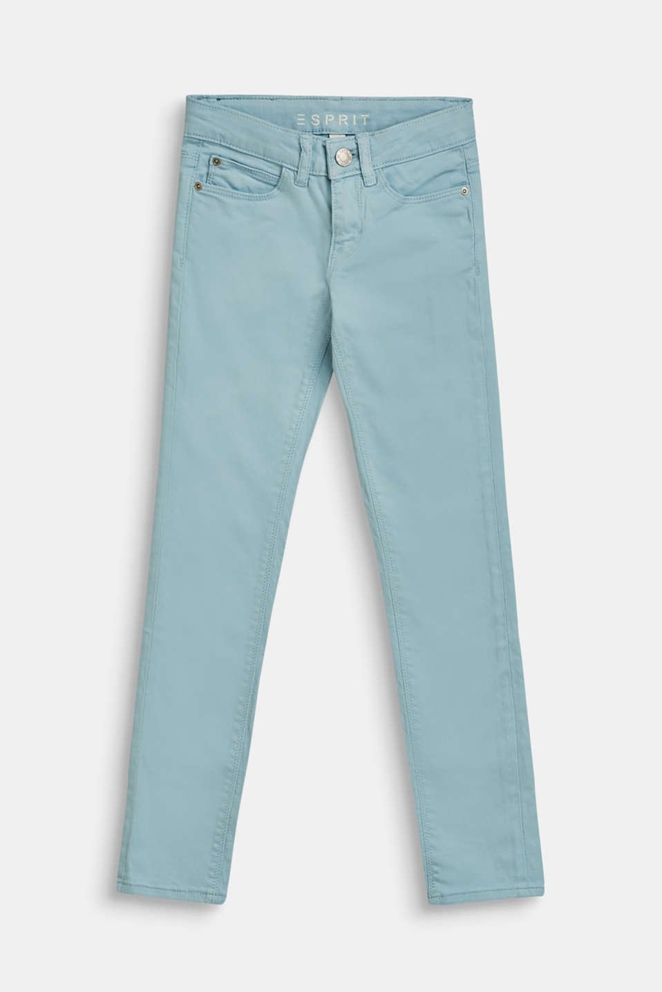 Esprit - Colored Stretch-Jeans mit Verstellbund