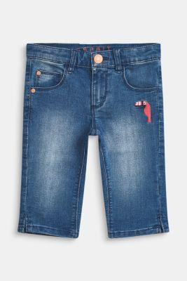 Super stretch jeans, MEDIUM WASH DE, detail