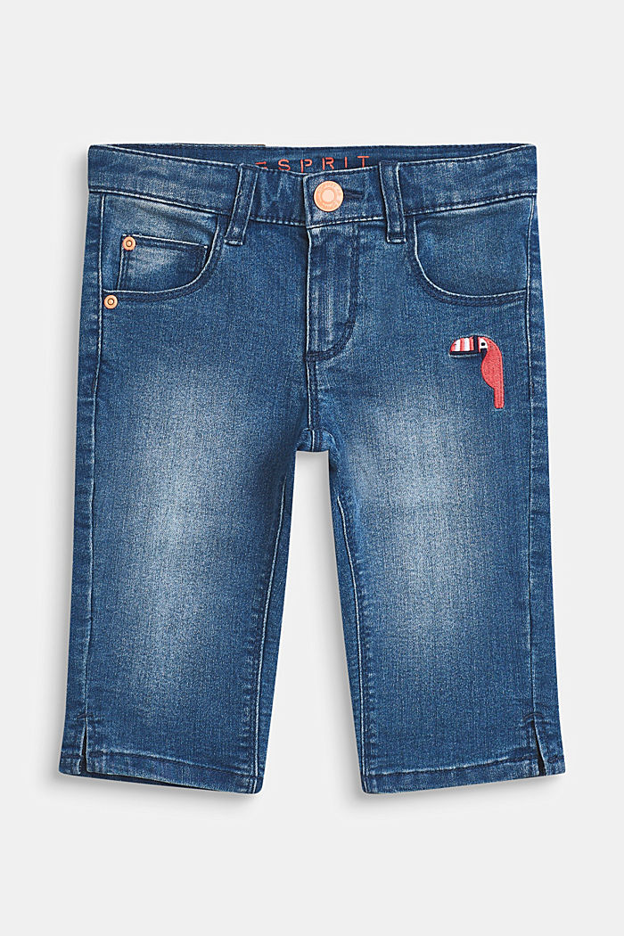 Superstretch-Jeans, BLUE MEDIUM WASHED, detail image number 0