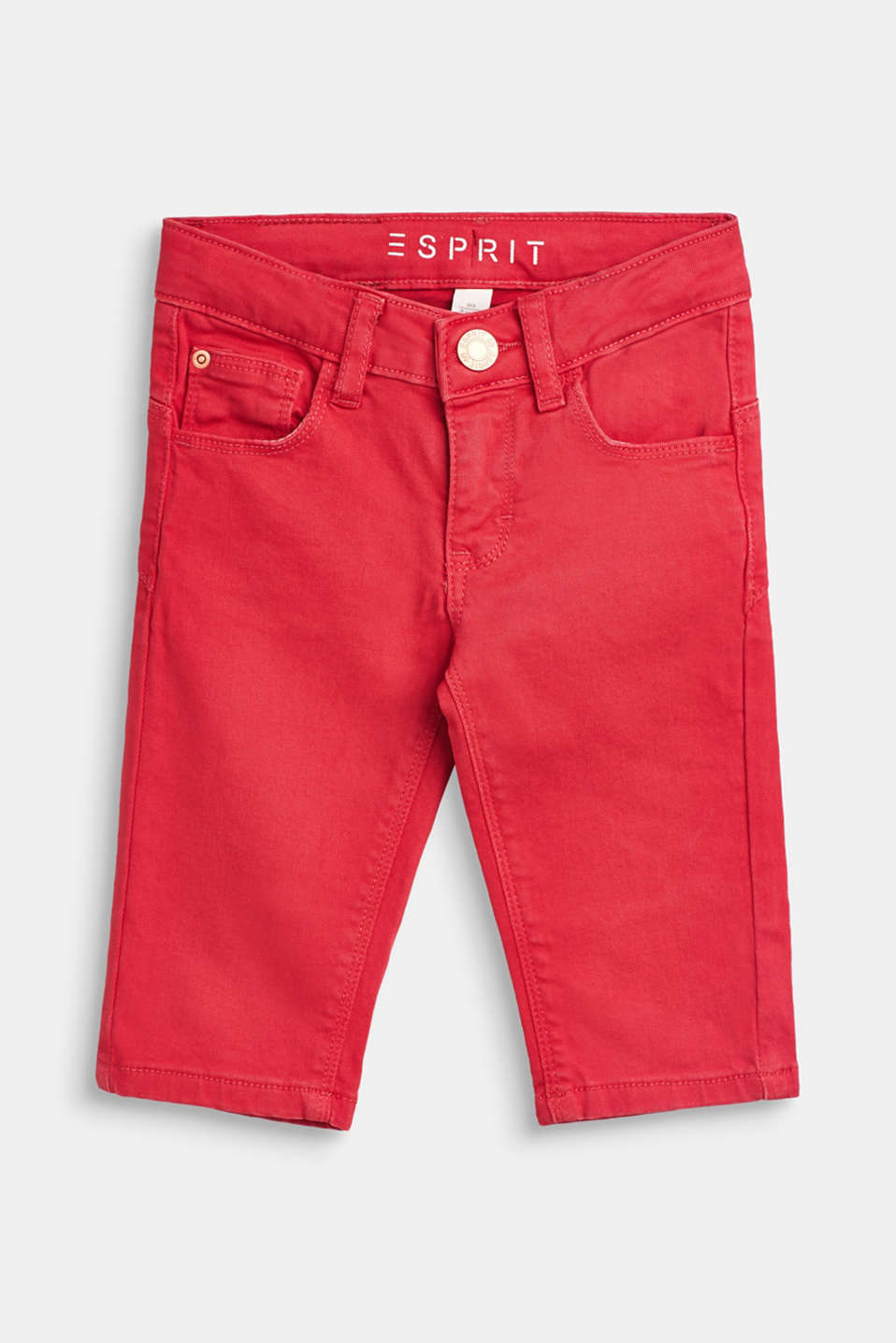 Esprit - Stretch-Jeans in Trendfarben