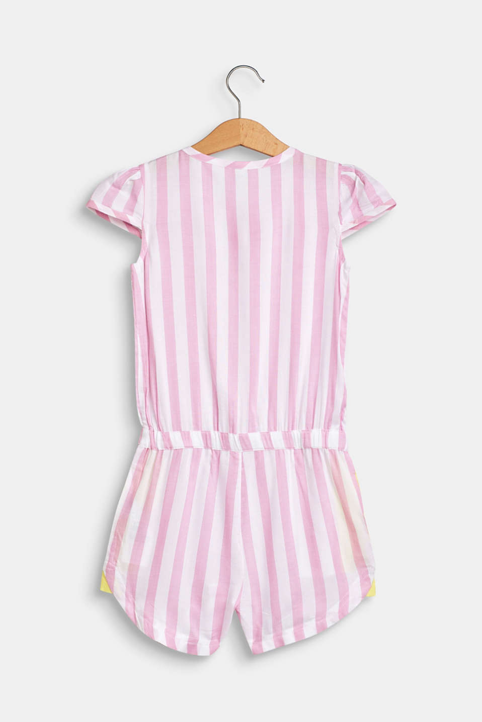 Overalls woven, LCCANDY PINK, detail image number 1