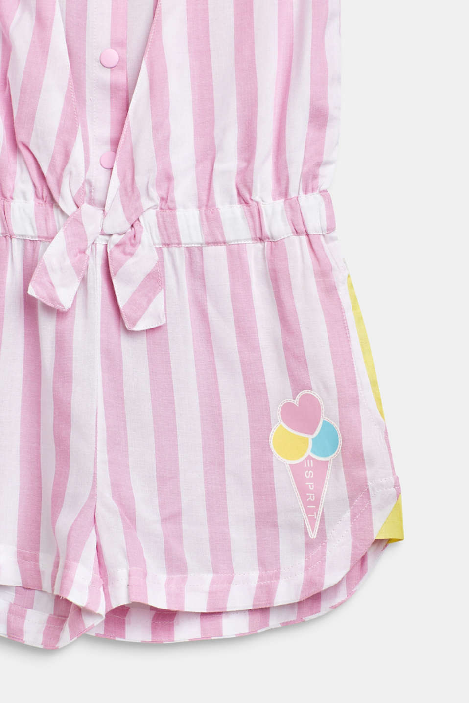 Overalls woven, LCCANDY PINK, detail image number 2