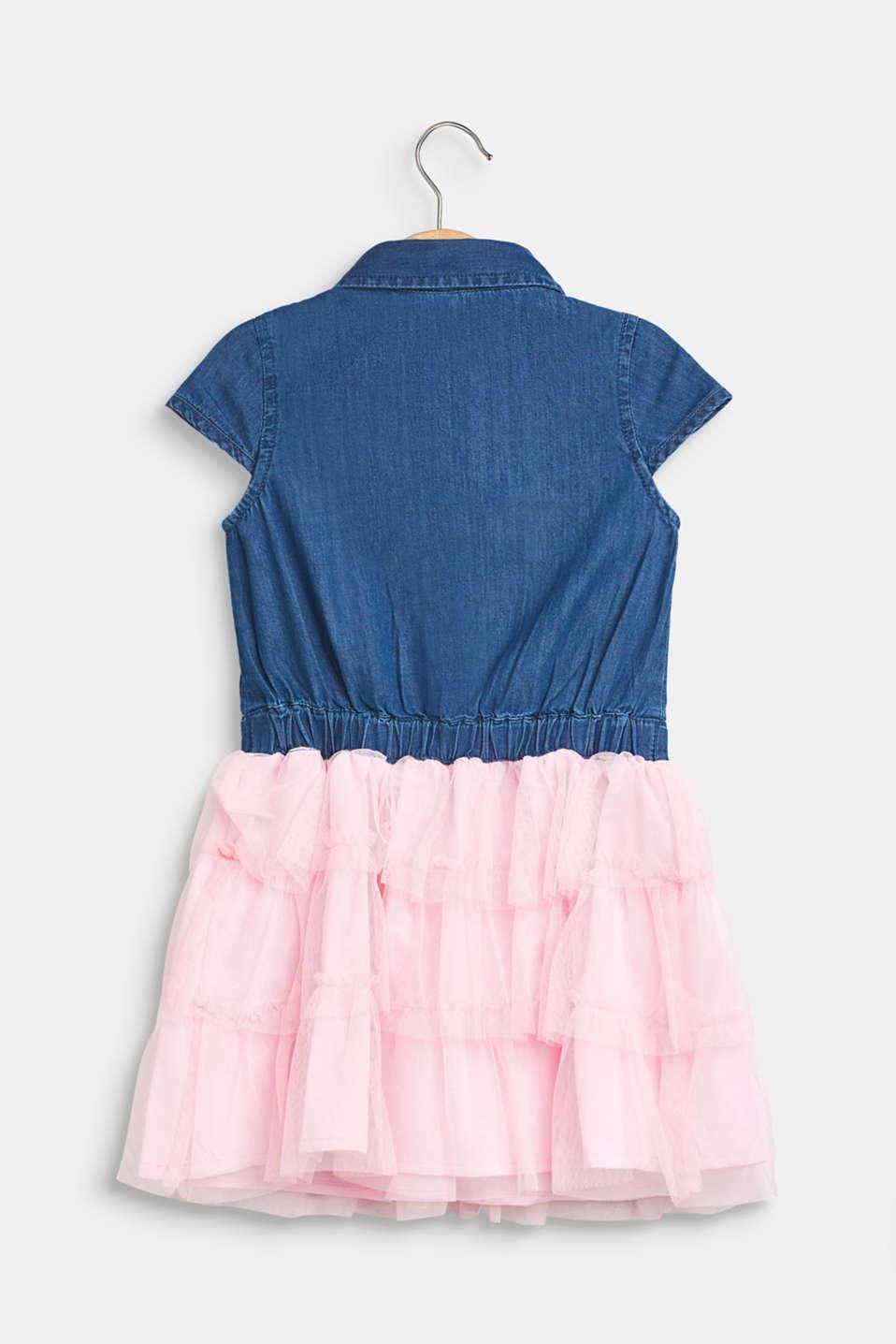 Dresses denim, LCMEDIUM WASH DE, detail image number 1