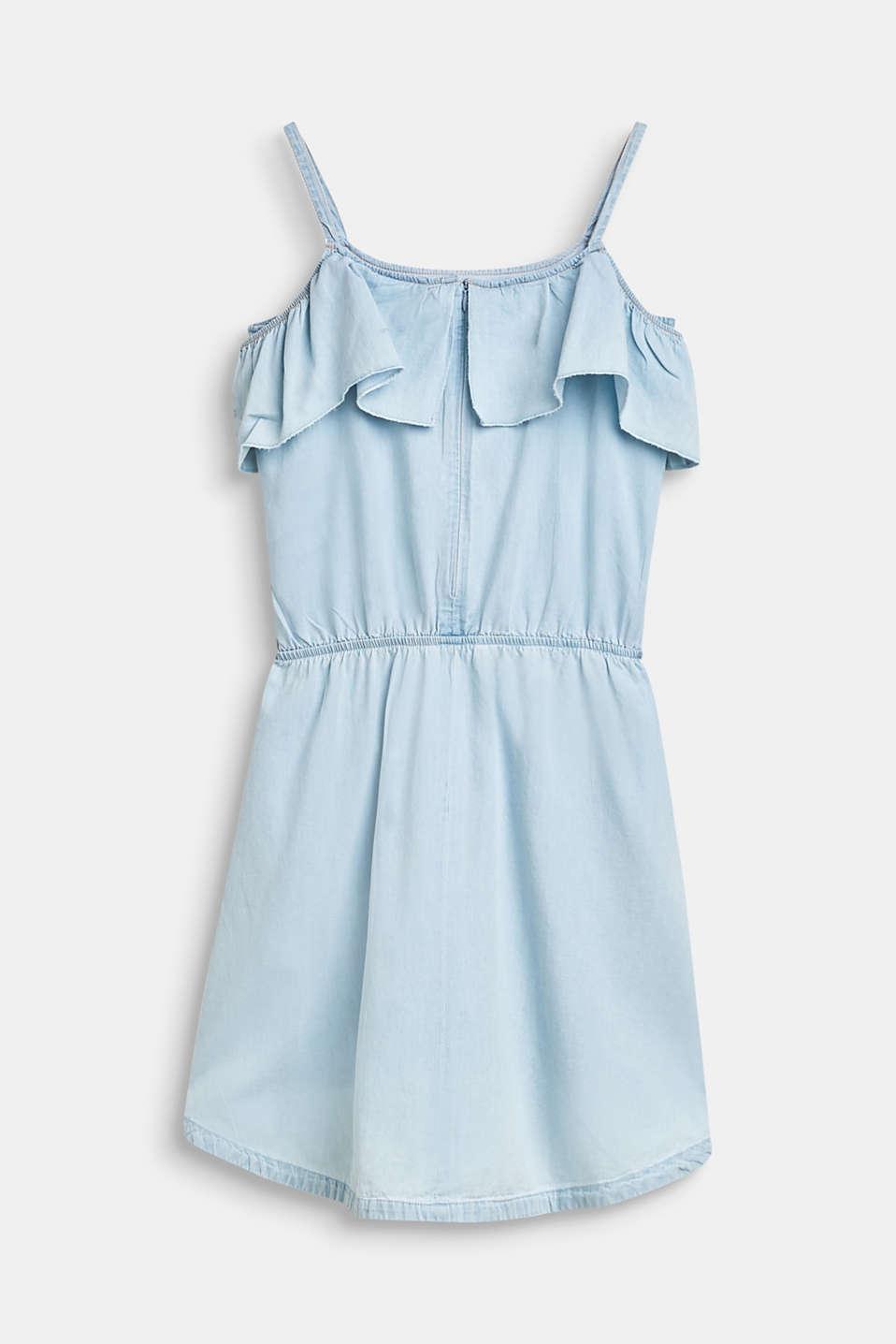 Dresses denim, LCBLUE LIGHT WAS, detail image number 1