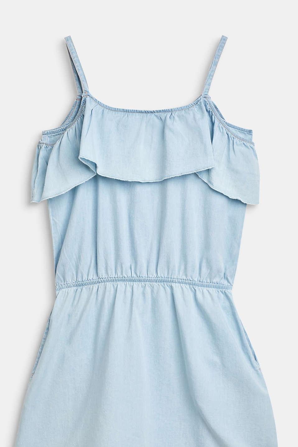 Dresses denim, LCBLUE LIGHT WAS, detail image number 2