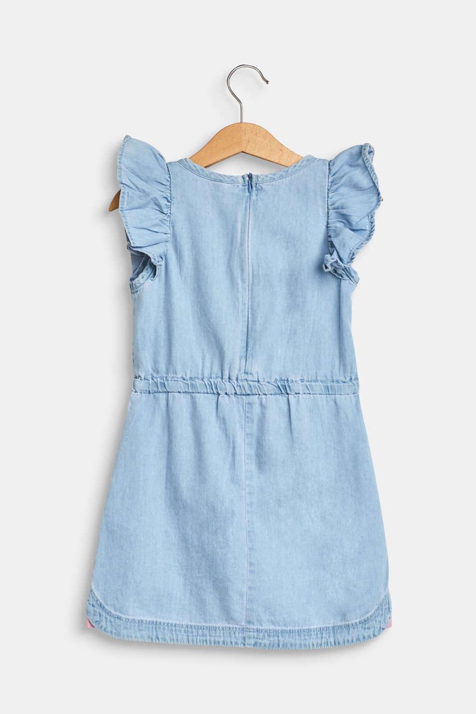 Dresses denim, LCBLEACHED DENIM, detail image number 1