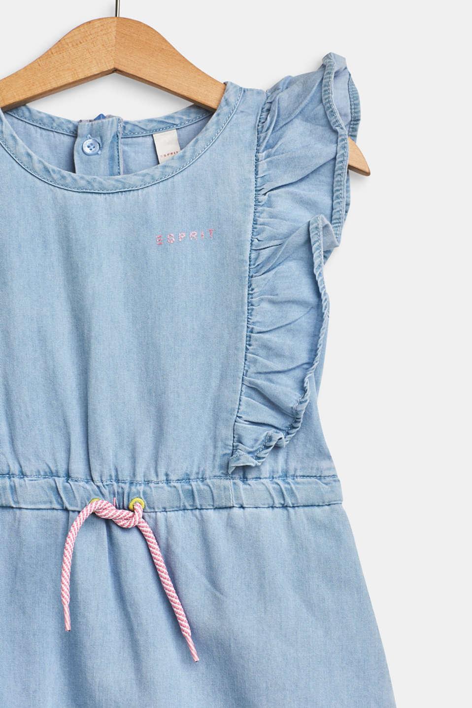 Dresses denim, LCBLEACHED DENIM, detail image number 2