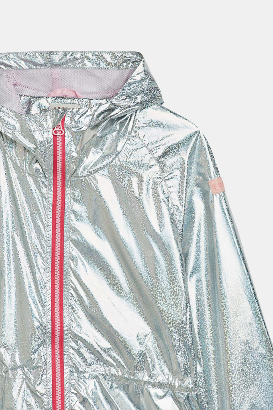 Jackets outdoor woven, LCSILVER, detail image number 2