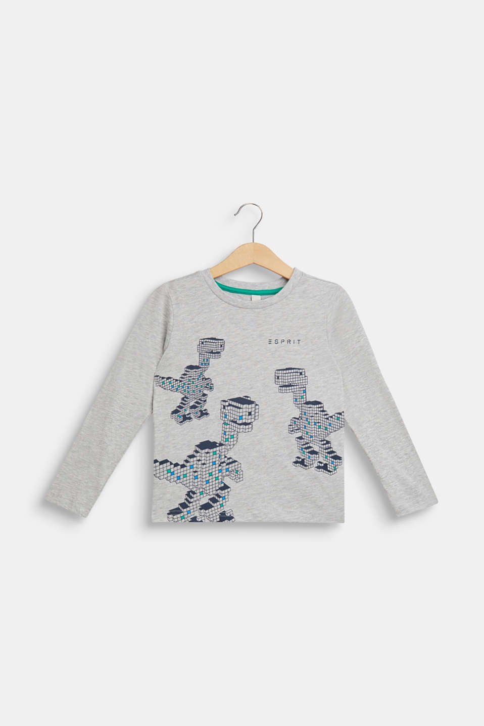 Esprit - Dinosaur print long sleeve top