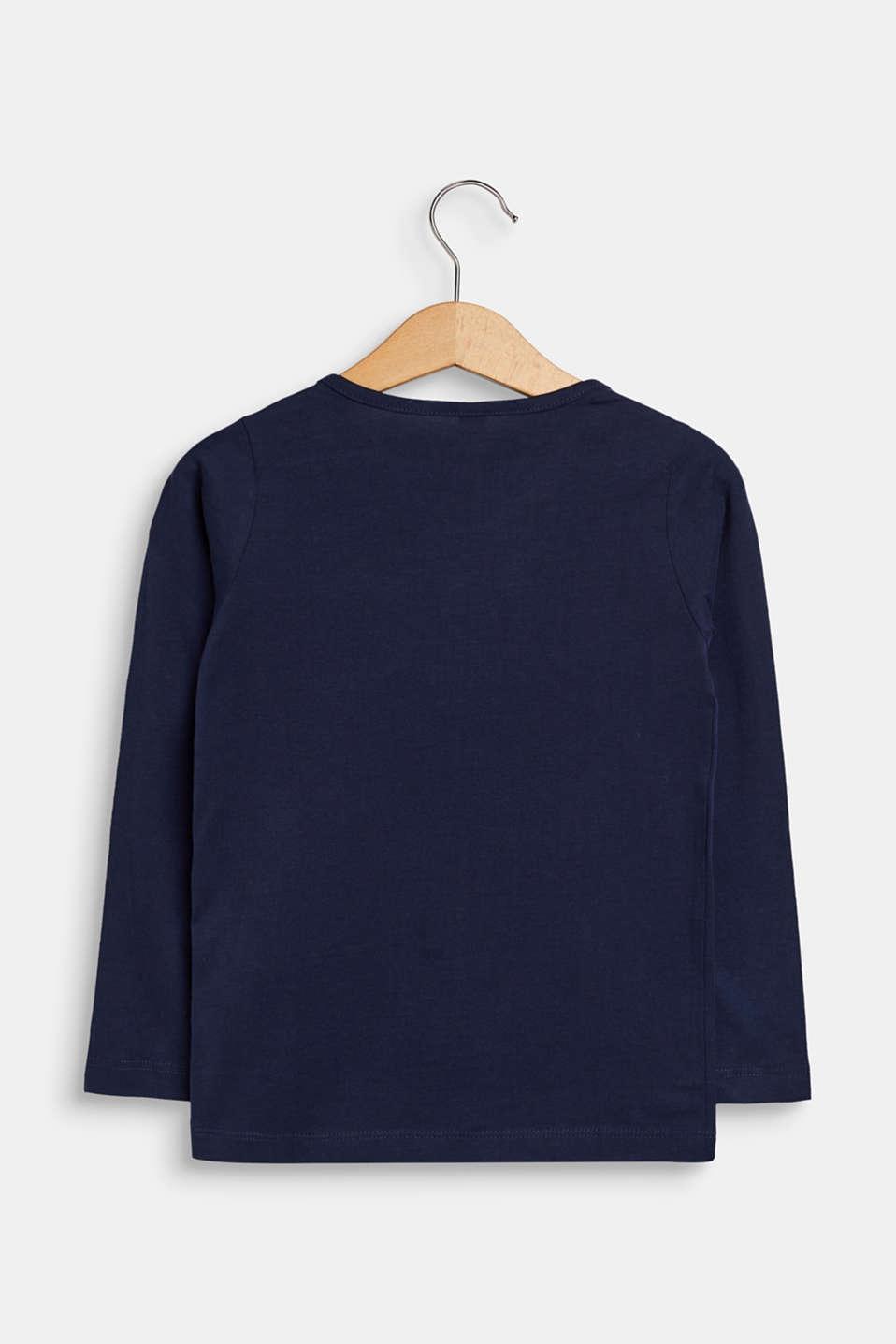T-Shirts, LCNAVY, detail image number 1