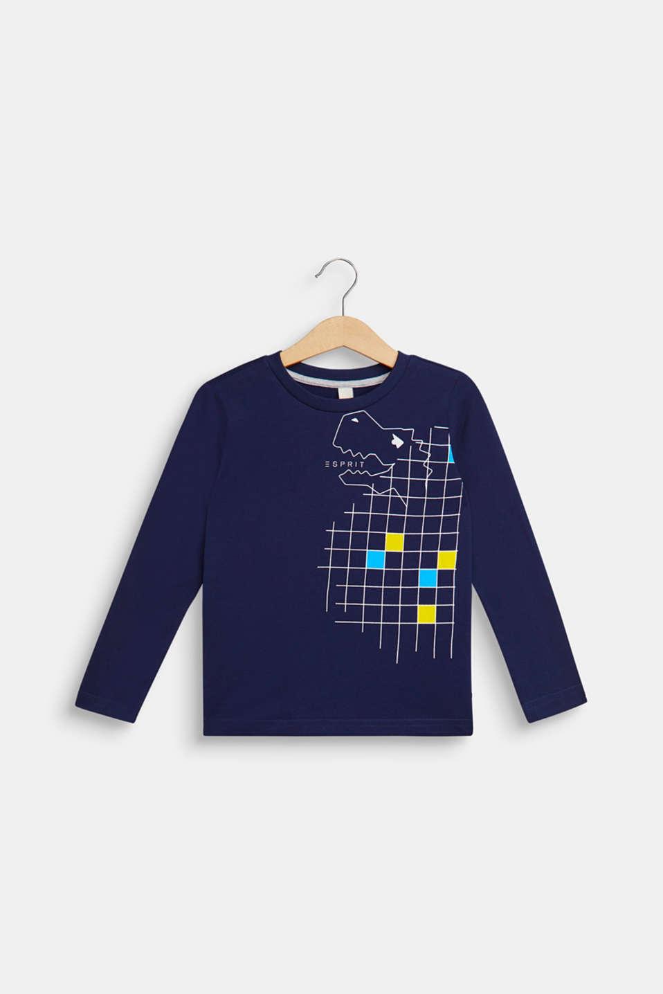 T-Shirts, LCNAVY, detail image number 0