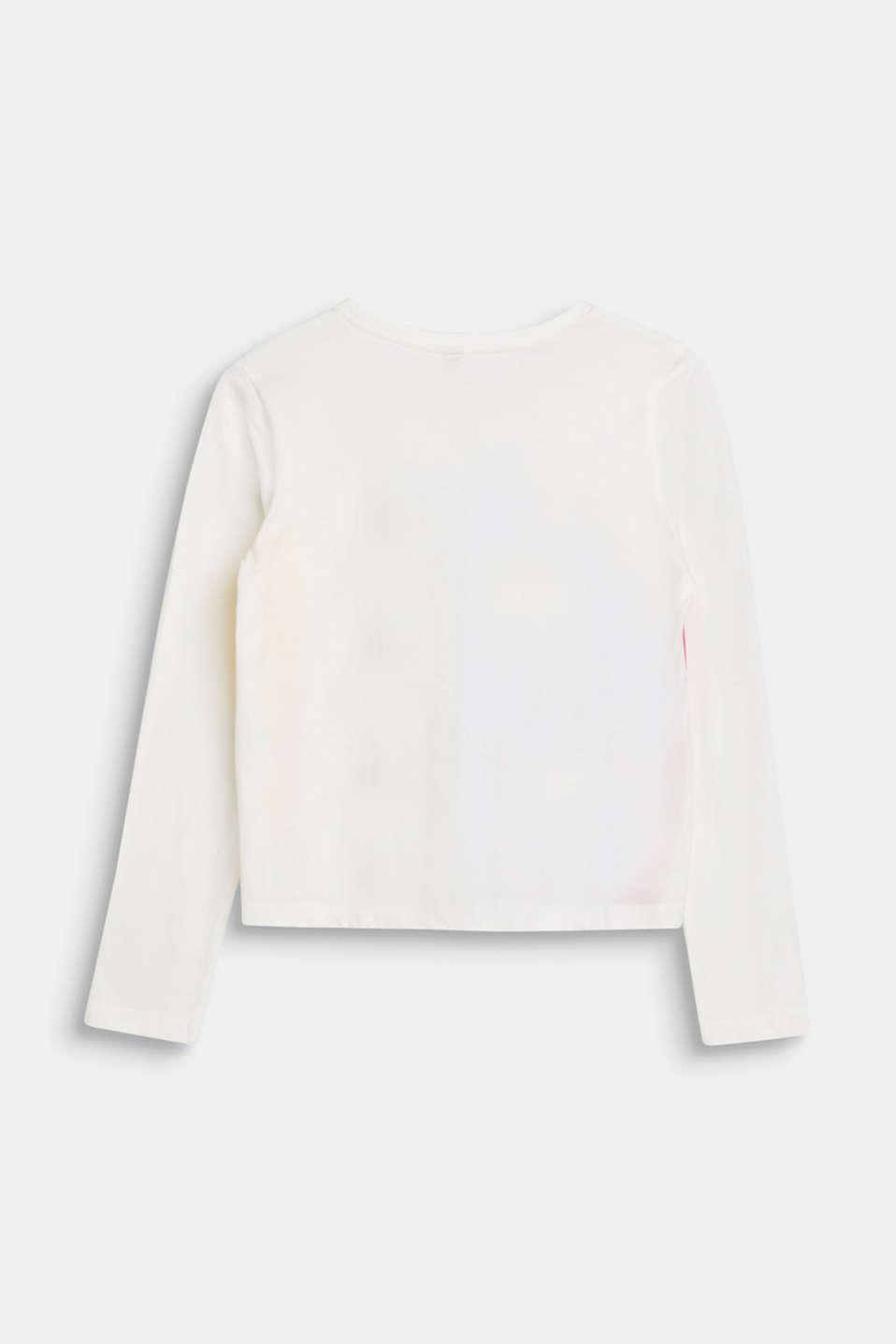 Fashion T-Shirt, LCOFF WHITE, detail image number 1