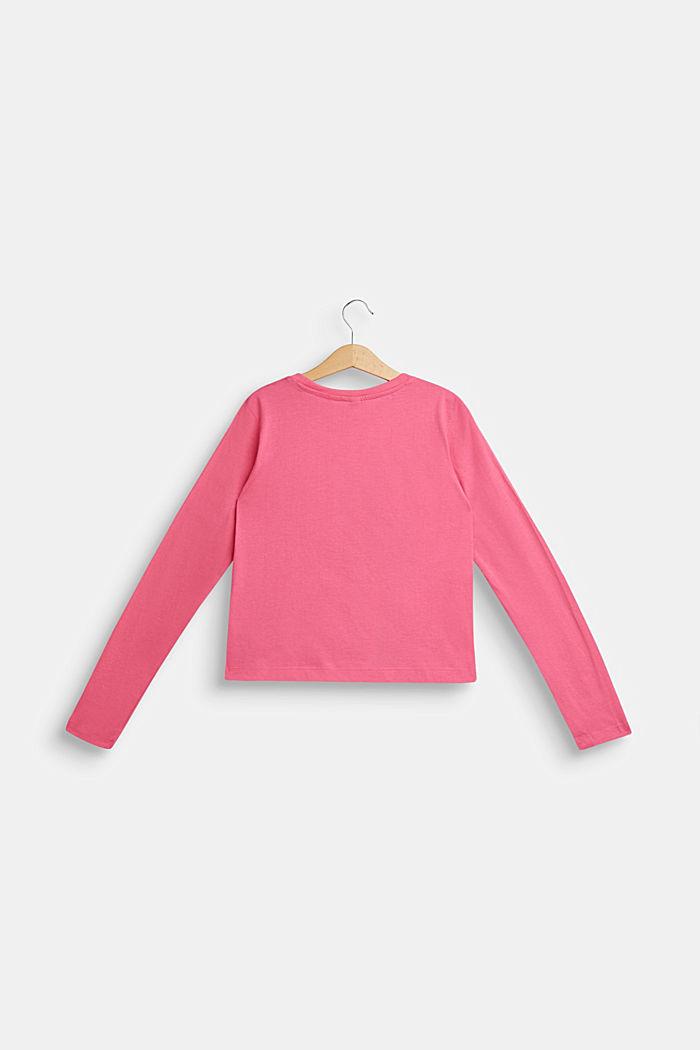 Fashion T-Shirt, DARK PINK, detail image number 1