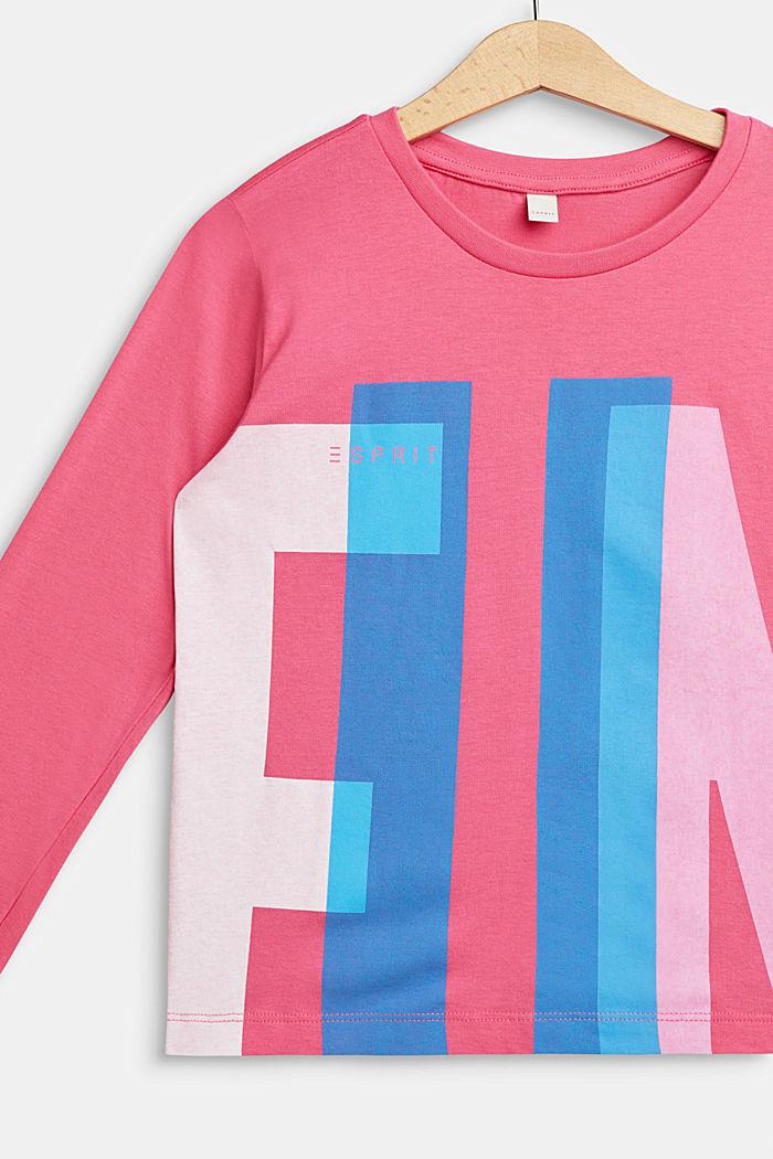 Fashion T-Shirt, DARK PINK, detail image number 2